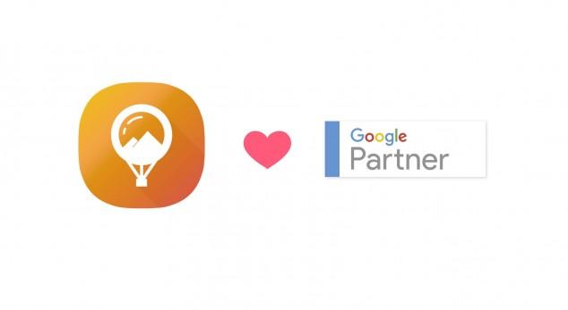 Kiri on Google-mainonnan Google Partner
